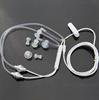 לבן - אוזניות אוויר להגנה מירבית מפני קרינה