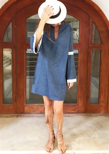 שמלת הוואנה ג'ינס