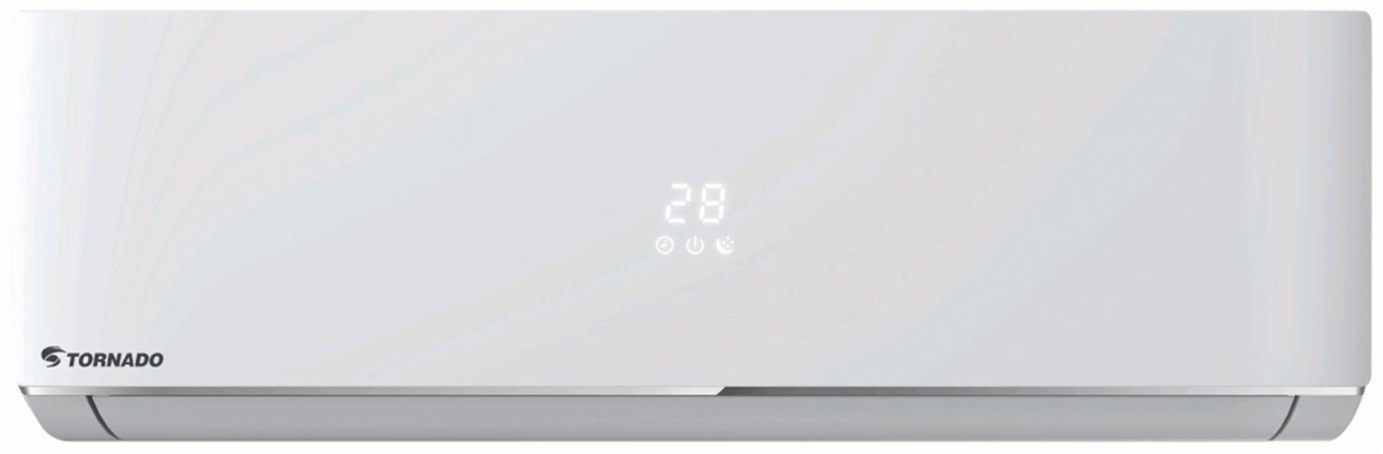 מזגן עילי Top inv wifi 350A שנת 2017 Tornado 2.5 כס טורנדו
