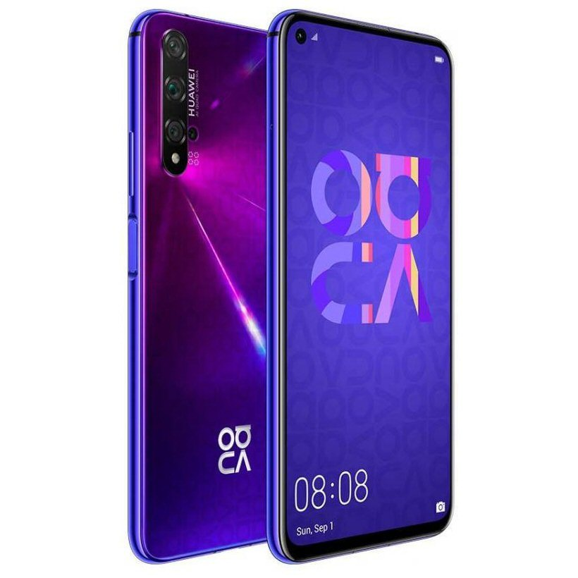 טלפון סלולרי Huawei nova 5T 128GB 6GB RAM וואווי