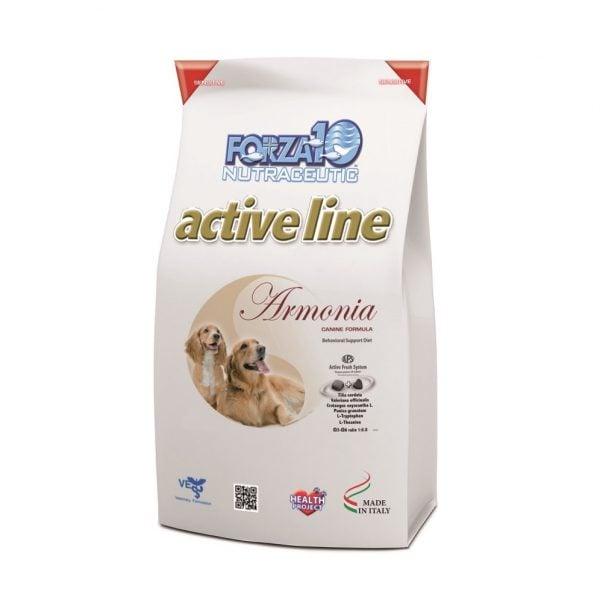 """מזון רפואי לכלבים פורזה ARMONIA מ 4 ק""""ג"""