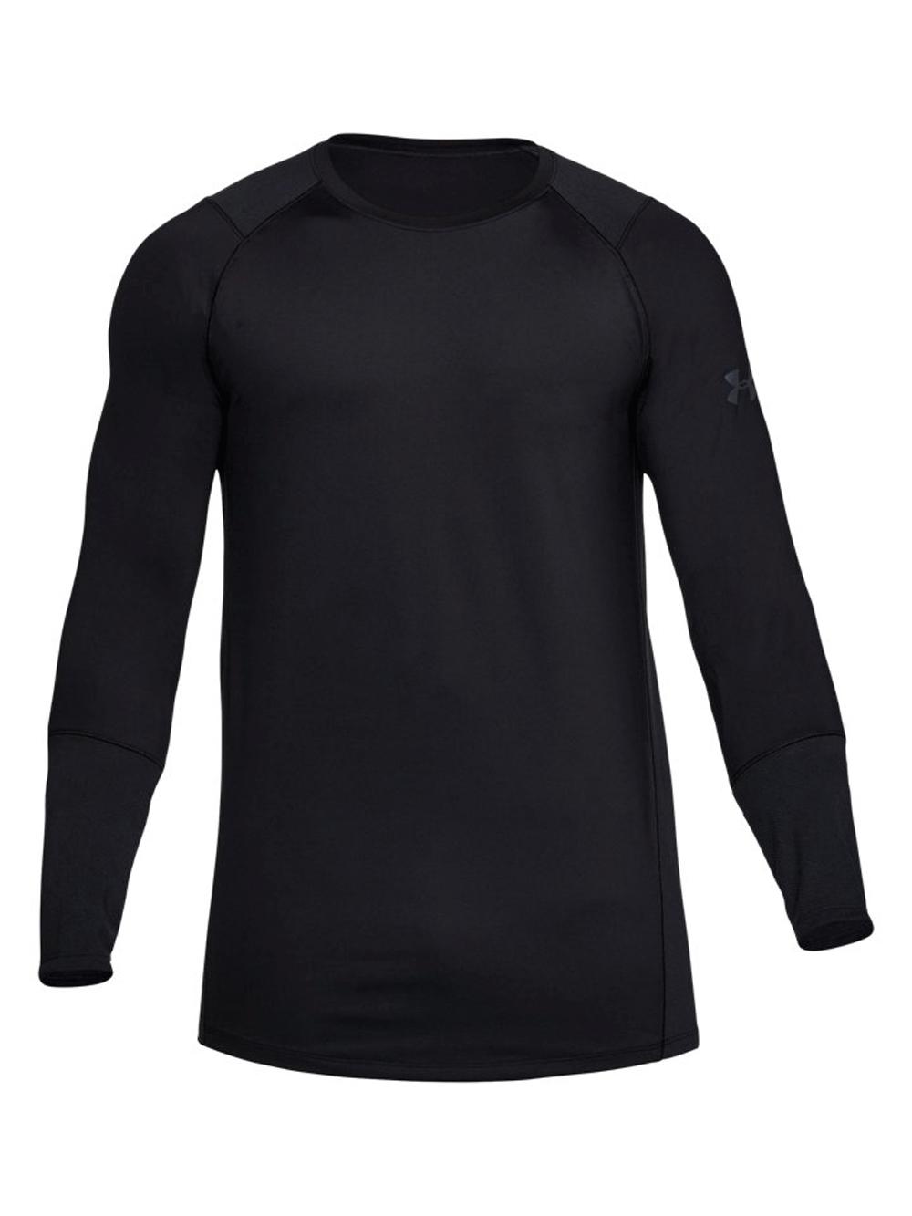 חולצת אימון אנדר ארמור שרוול ארוך לגבר Men's MK1 Long Sleeve 1306431-001 Under Armour