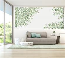 תמונת טבע בחדר מגורים