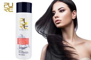 שמפו המחזק את השיער ומכיל קומפלקס ויטמינים חדשני