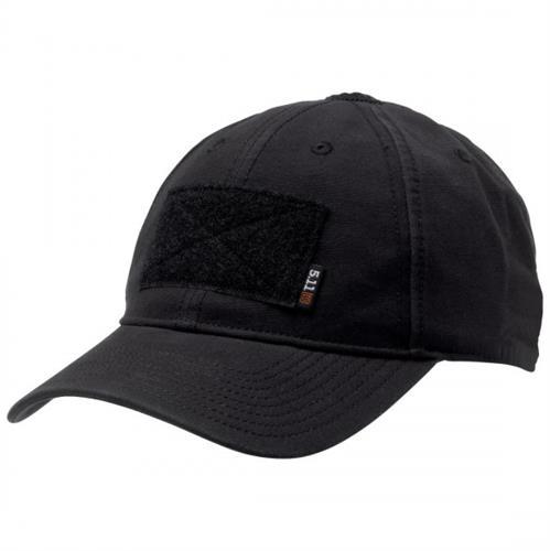 כובע טקטי שחור 5.11 FLAG BEARER CAP