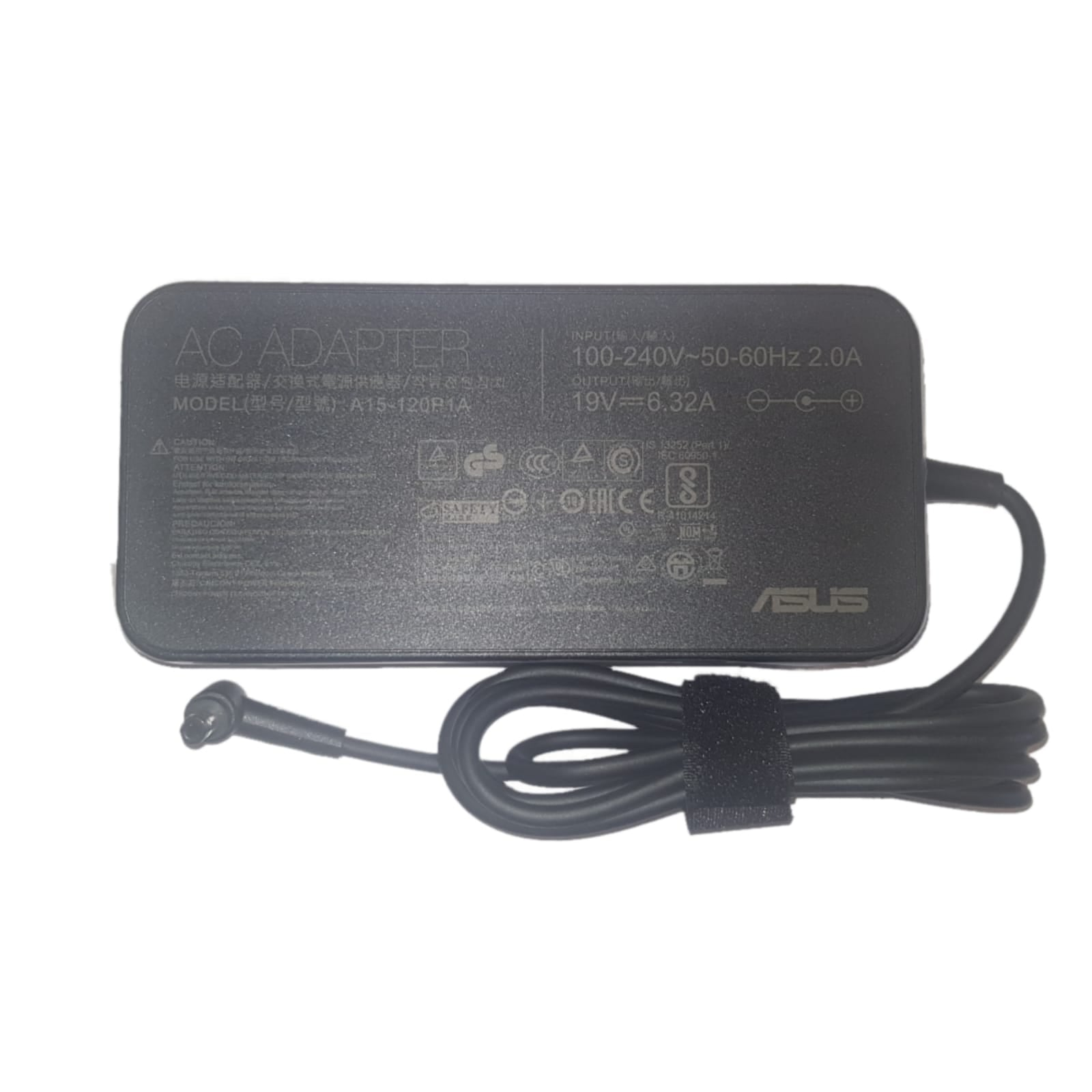 מטען למחשב נייד אסוס Asus 19V - 6.32A 4.5*3.0 120W