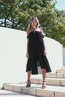 שמלת מליסה שחורה