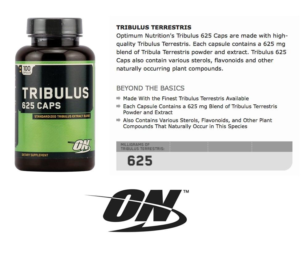 טריבולוס 100 טבליות טריבולוס אופטימום