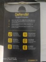 כיסוי קשיח defender otterbox צבע תכלת לאייפון 7