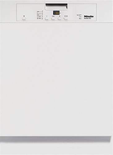 מדיח כלים 60 סמ חצי אינטגרלי מבית MIELE מילה דגם G4203SCI-W WHITE