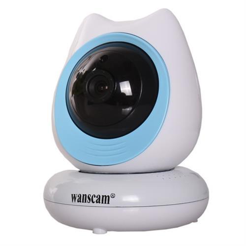 מצלמת אבטחה IP 720P HD אינטרנטית למעקב בבית ובעסק עם חיישן תנועה