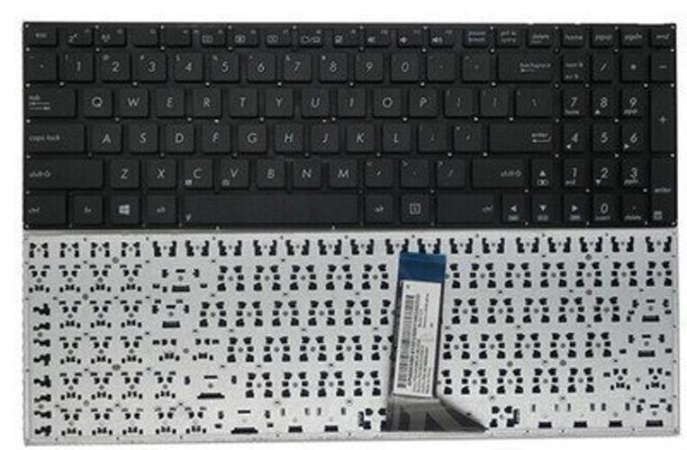 מקלדת אסוס להחלפה במחשב נייד ASUS R512 R512C R512CA R512M R512MA R512MAV Keyboard