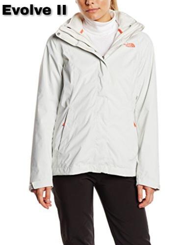 ג'קט The North Face Women's Evolve II Women's Outdoor Jacket