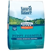 נטורל באלנס אולטרה פרימיום לגורי כלבים 12.7 קילו Natural Balance Original Ultra Puppy Formula