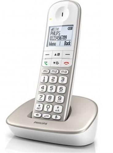 טלפון אלחוטי פיליפס PHILIPS XL4901S