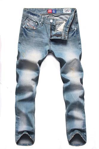 ג'ינס DIESEL ADIDAS אופנתי עם גזרה רגילה