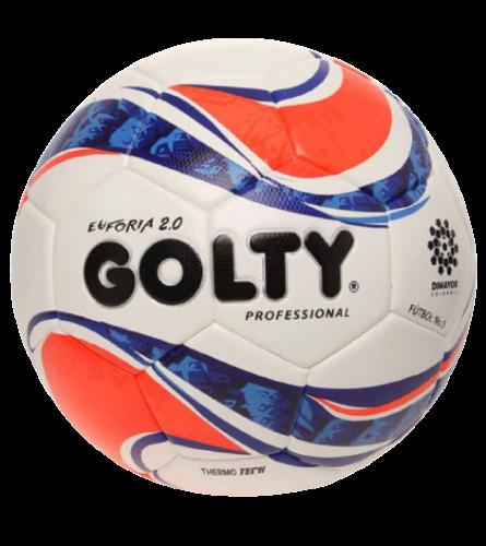 כדור כדורגל מקצועי Golty : עם חותמת FIFA