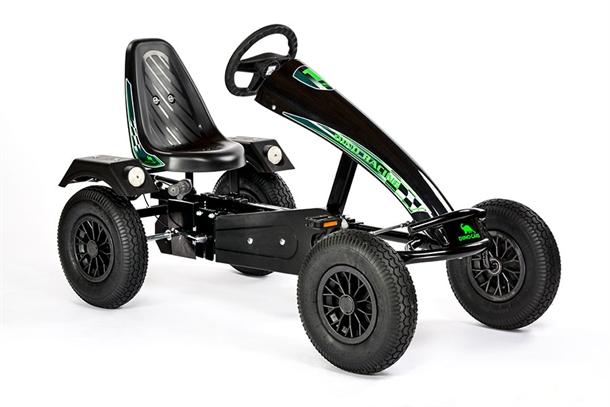 מכונית קרטינג פדלים דגם ספורט BF3