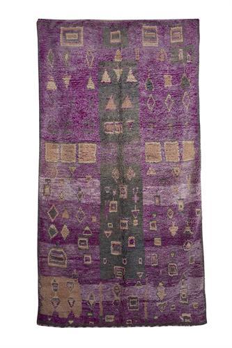 שטיח ברברי עתיק