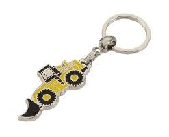 מחזיק מפתחות צורני ממתכת