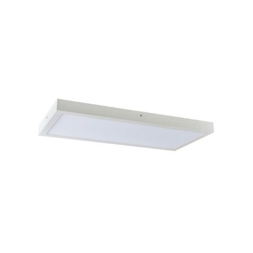 צמוד תקרה פלפון 75W JUNIOR מלבני לבן אור יום