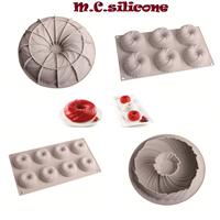 תבנית אפייה סיליקון לעוגות מעוצבות