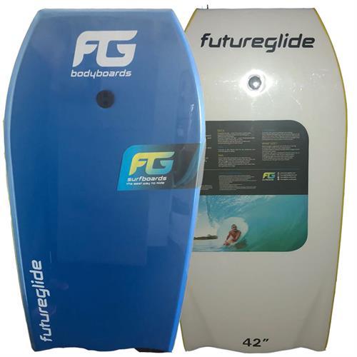 גלשן בוגי כחול/לבן FutureGlide 42.0