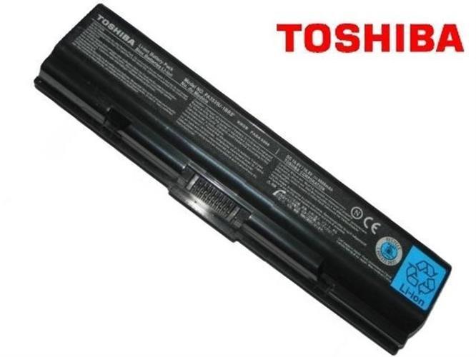 סוללה מקורית למחשב נייד טושיבה 6 תאים Toshiba A200 L300 A210 A215 A300 A305 L203 L205 L305 L350 M200 M205