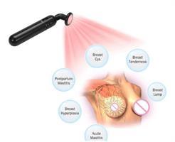 גלאי סרטן השד - אינפרא אדום