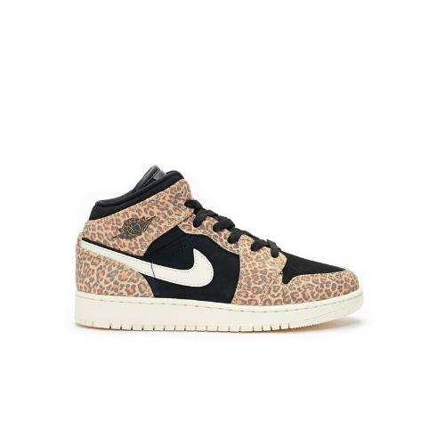 Nike Air Jordan 1 Mid Se Cheetah