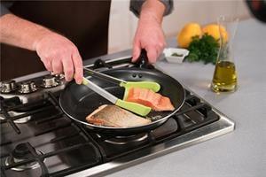 מלקחיים מיוחדים לטיגון ובישול