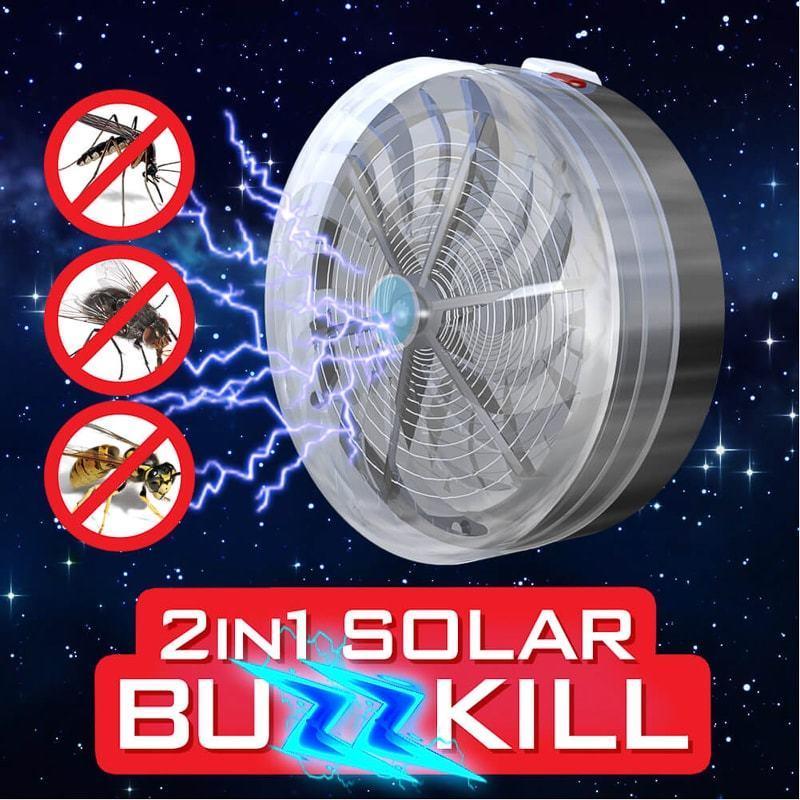 קוטל חרקים ויתושים סולארי