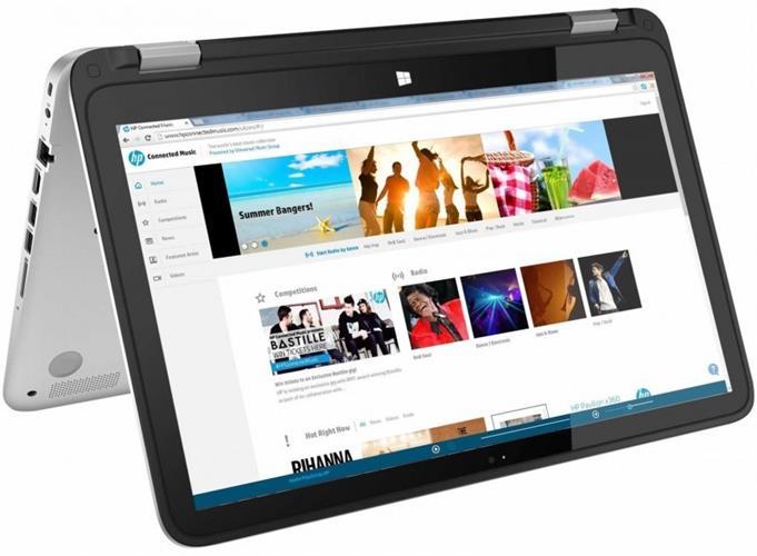 קיט מסך מגע להחלפה במחשב נייד  HP Pavilion X360 13-a200 a201 a202 13.3 Inch Touch Screen include Back cover