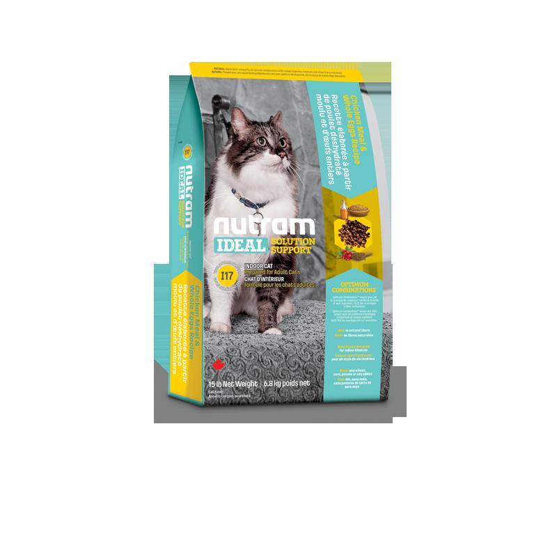 """נוטרם אידאל לחתול אינדור I17  ק""""ג 6.8"""