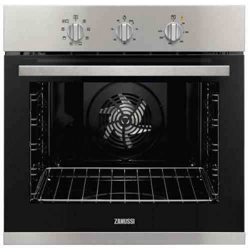 תנור אפיה בנוי 74 ליטר ZANUSSI דגם ZOB35882XU