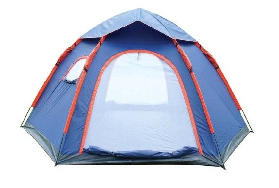 אוהל בן רגע ( פתיחה וקיפול מהירים)  אמגזית  ל 8 אנשים