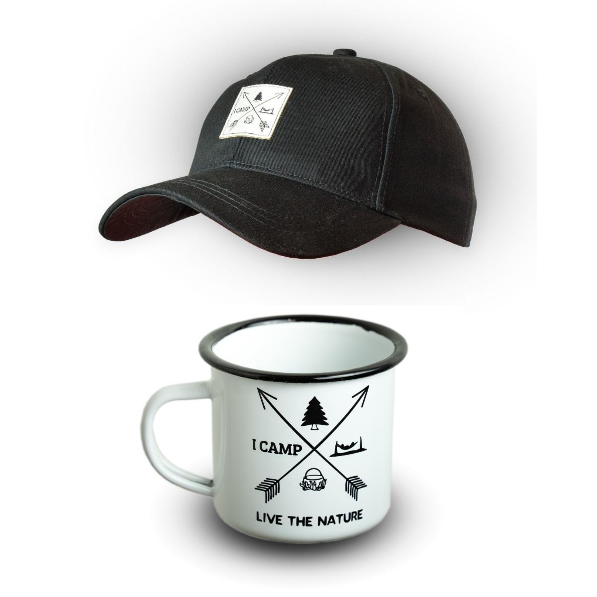 GIFT PACK 1 - כובע + ספל מאג