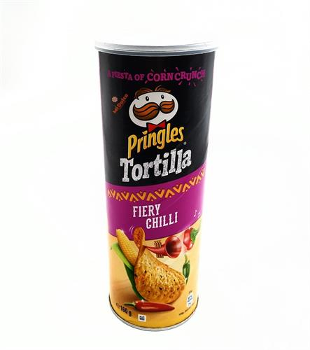 Pringles Tortilla Fiery Chilli