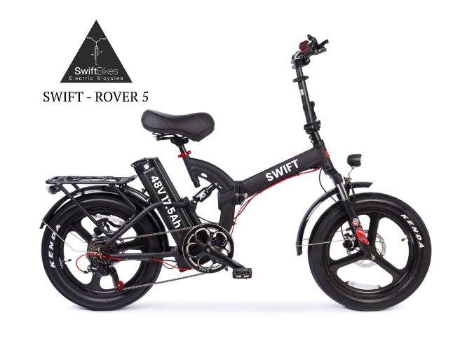 אופניים חשמליים ROVER 5 48V