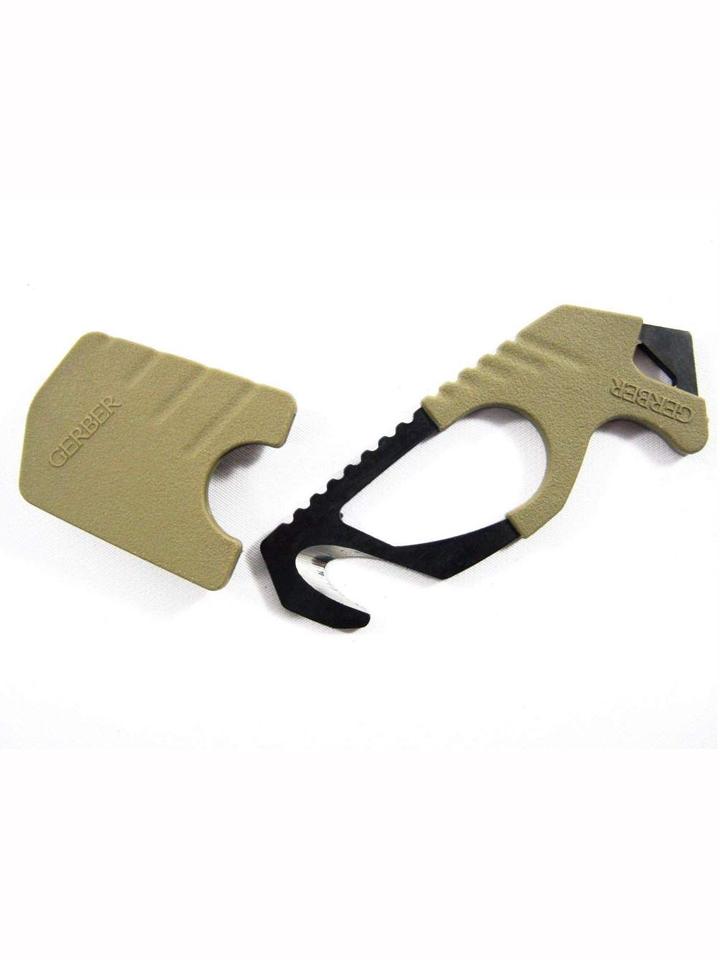 סכין חילוץ STRAP CUTTER- GERBER