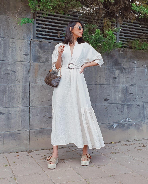 שמלת ולנסיה - בז׳