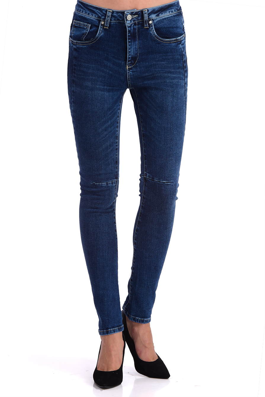 ג'ינס אנגל כחול בהיר