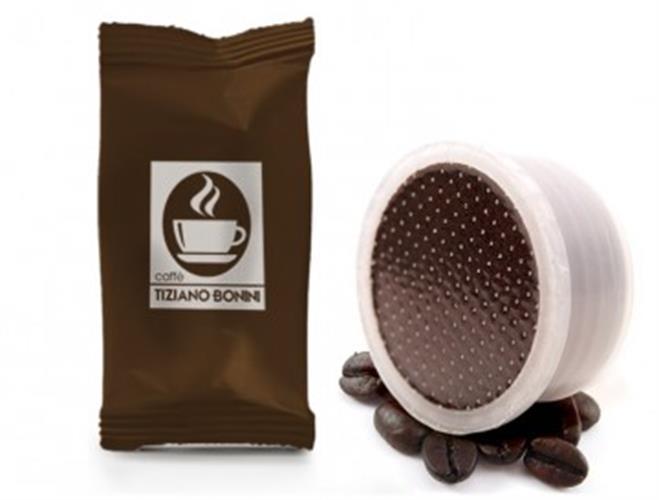 50 קפסולות קפה בוניני - Classico - חוזק 6 - תואם לוואצה פוינט