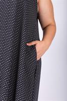 שמלת קיילי שחורה