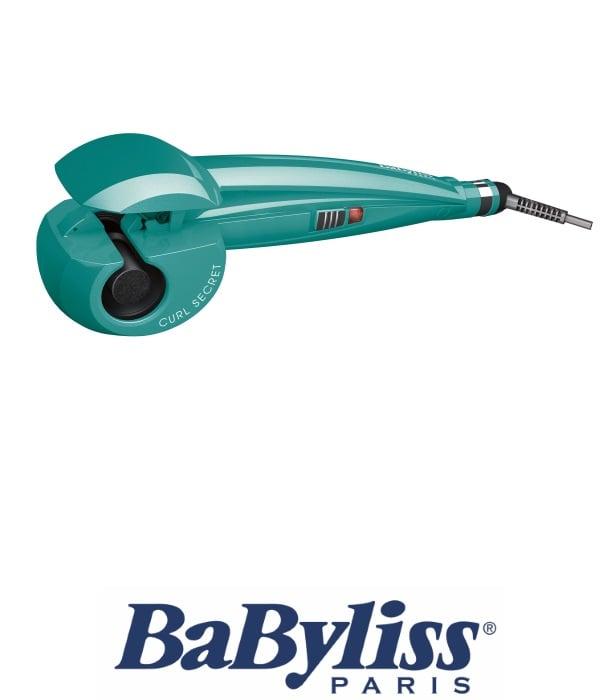 BaByliss מסלסל שיער CURL SECRET דגם C-905 גוון ירוק