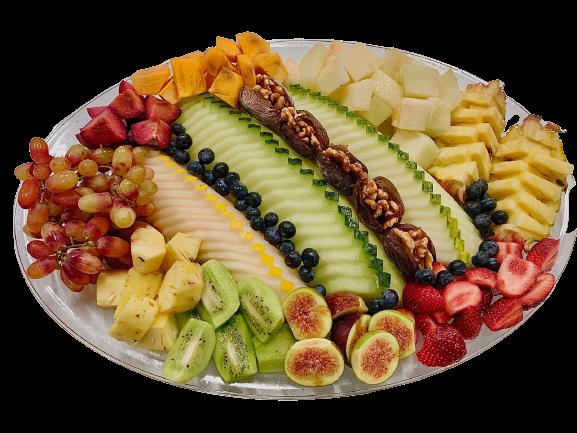 מגש פירות ע נ ק של הבורא