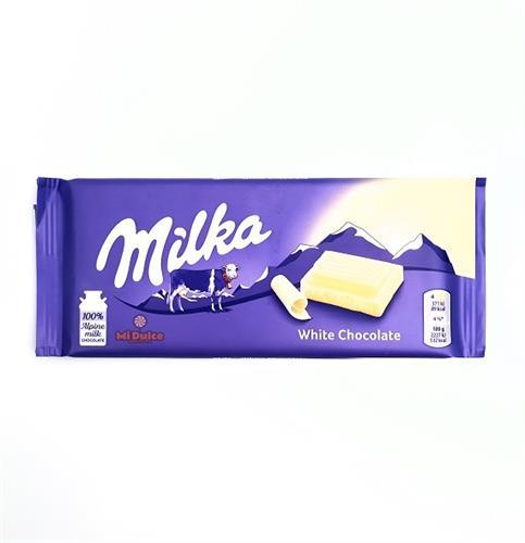 מילקה שוקולד לבן