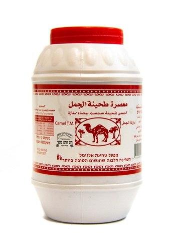 טחינה אל-ג'אמל מעולה -  חצי קילו