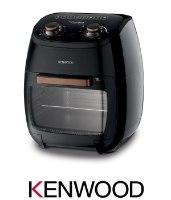 KENWOOD סיר טיגון AIR FRYER + טוסטר אובן דגם HFP90.BK