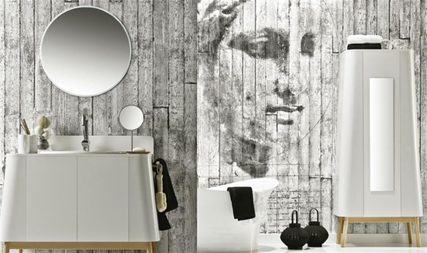 חיפוי קירות פולימרי 100% עמיד במים Kerradeco דגם ''ART''